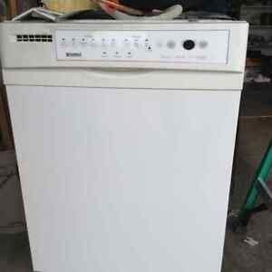 "24"" tall tub Kenmore dishwasher"
