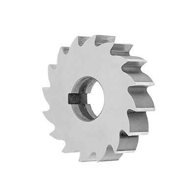 "USA 5.0/"" x 3//64/"" x 1.0/""  HSS Slitting Saw Milling Cutter"