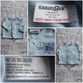 BABIES'R'US NEWBORN BABY'S JACKET