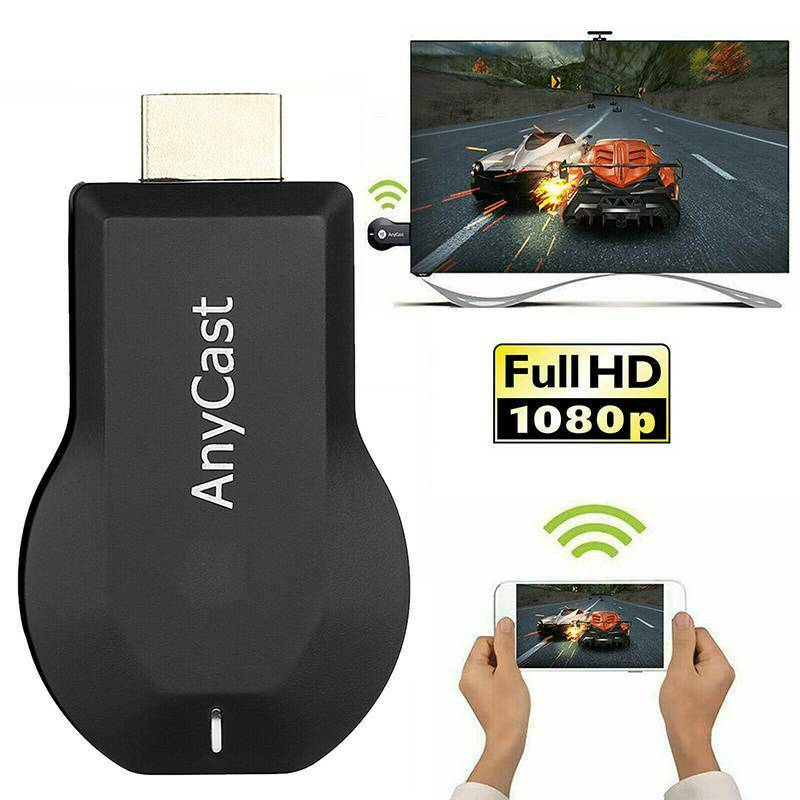 wireless 1080p hdmi anycast display adapter dongle