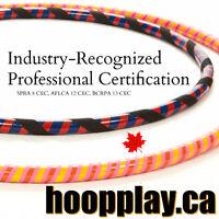 Hoop Play Training!