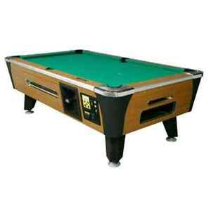 GET TWO COIN OP POOL TABLES FOR ONLY $1,300