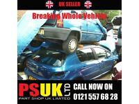 Peugeot 307 (BLUE) For Breaking