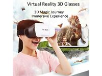 VR Box Virtual Reality 3D Headset Glasses