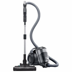 Samsung Bagless Canister Vacuum - Silver, new out of box