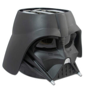 one of a kind star wars darth vader toaster never used