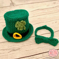 Wanted: Newborn photographer for St. Patrick's day photo