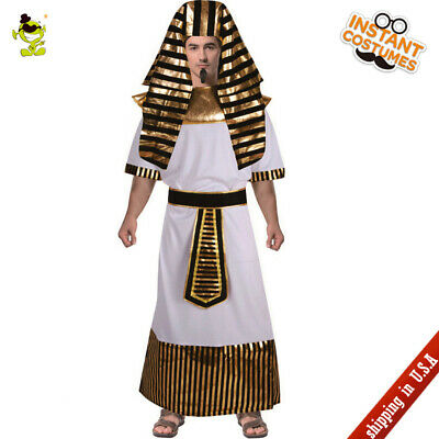 Egyptian Halloween Costumes For Adults (Ancient Egypt Egyptian Pharaoh costume Halloween costumes For Adult)