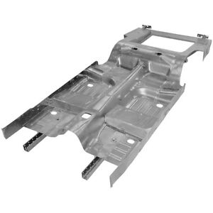 Complete floor assembly for 1965-1968 coupe or fastback(new)