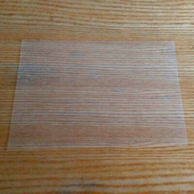 FEP Film/Sheet 3d Printer SLA DLP Teflon Film 0.1mm thickness cut to size.