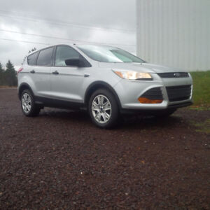 2013 Ford Escape SUV,