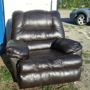 Very Comfortable Reclining Armchair - $100 OBO