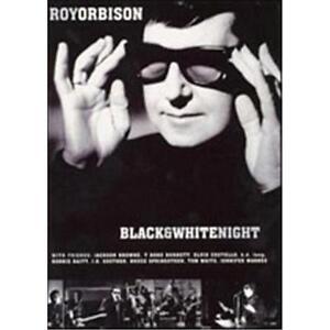 ROY ORBISON BLACK & WHITE NIGHT DVD ALL REGIONS NTSC NEW