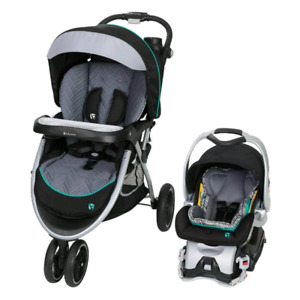 Brand New Baby trend Stroller & Car seat Travel System