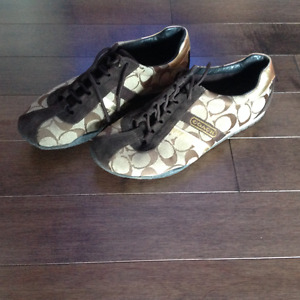 Coach casual shoes (Women's)