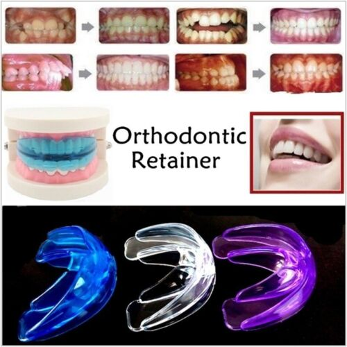 Hot Dental Orthodontic Teeth Corrector Braces Tooth Retainer