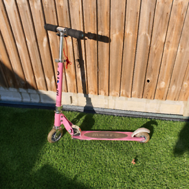 Micro Sprite Pink Kids Scooter