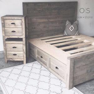 Refined Rustic Beds- Kelowna
