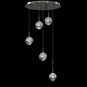 Artika 5 Pendant Light Fixture - Oracle