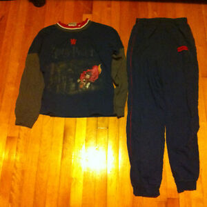 Boys size 10 jeans and pyjamas clothes package Kingston Kingston Area image 3