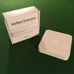 Apple AirPort Extreme Wireless Base Station