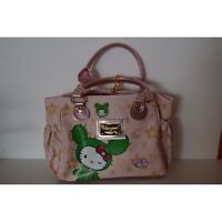Borsa Donna Sanorio Hello Kitty Originale Colore Rosa Braccialetto In Omaggio Af - hello kitty - ebay.it