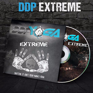 DDP Yoga Extreme (Ideal for Guys Looking To Do Yoga)
