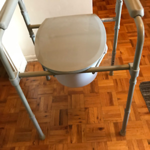 COMMODE CHAIR FOR SALE ******$100 OBO