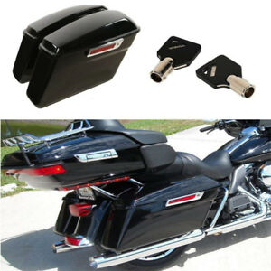 Saddlebags for Harley Davidson Touring Models 2014 - 2018