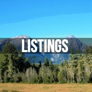 Thinking of BUYING or SELLING real estate in the Smithers area?