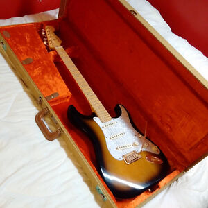 50th Anniversary Fender Deluxe Stratocaster /w HSC