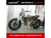 2019, '69 CCM Spitfire Flat Tracker. 1 Owner. ONLY 1,037 MILES. Stunning. £8,995