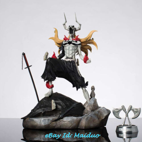 BLEACH Kurosaki Ichigo Statue Figurine GK Resin Model Collection 1:5 AXE Studio