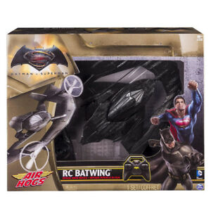 Batman vs superman Air Hogs RC Batwing