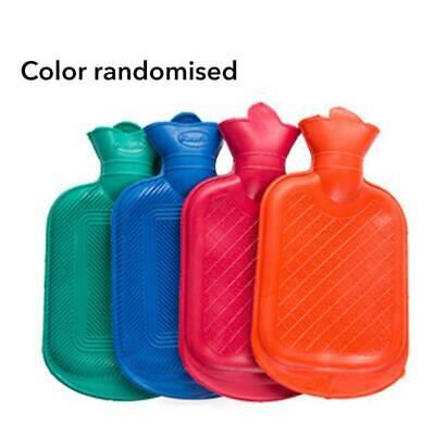0.25L Hot Water Bottle Bag Winter Hand Warming Thick High De