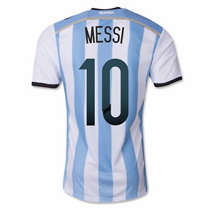 Messi Argentina Home Jerseys (Never Worn)