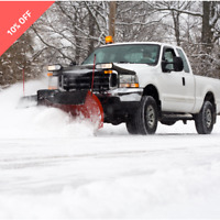 Snow Removal Ottawa - 10% Off Early Bird Special