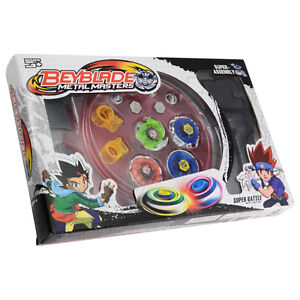 metal fusion master masters beyblade fight launcher rare