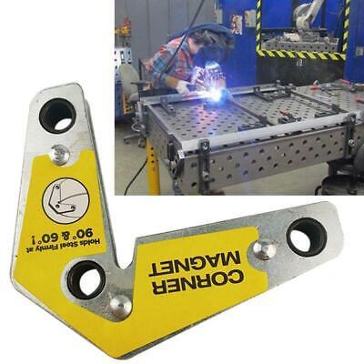 6090120 Magnet Welding Locator Magnetic Holder Weld Fixture Corner Clamp Tool