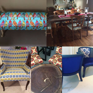 Upholstery, Custom, Affordable