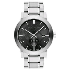 Burberry Stainless Watch Mens