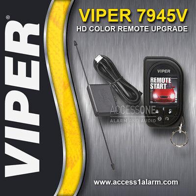 Viper 7945V HD 2-Way Color Remote Control Upgrade Kit For The Viper 5706V System 2 Way Upgrade Kit