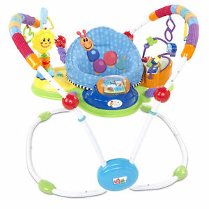Baby Einstein Activity Centers Entertainers Activity Jumper Spec