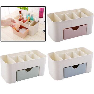 Storage Organizer Box Drawer Make Up && Case Jewellery Pot Storage Holder Brush