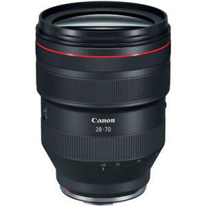 Store Sale - Canon RF 28-70mm f2 L USM Lens, Brand New In Box