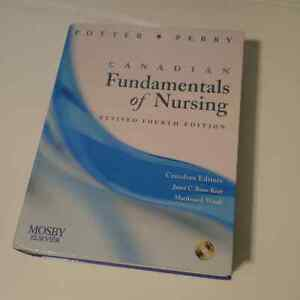 Canadian Fundamentals of Nursing-4th ed. - Potter, Perry Cambridge Kitchener Area image 1