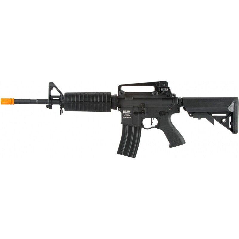 Lancer Tactical LT-03 ProLine Series M4A1 Airsoft AEG 350 FPS BLACK