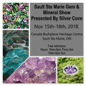 Sault Ste Marie Gem & Mineral Show