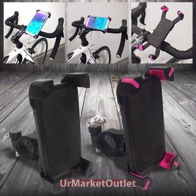 Universal Mobile Cart (Universal ATV/Bicycle/Bike/Golf Cart Handlebar Mount Holder for iPhone Mobile)
