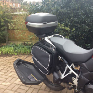Great Bikers Gear Bag Liners for 2014-current Suzuki V-Strom OEM